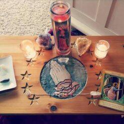 Meditation Altar Tables